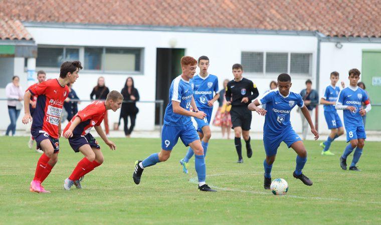 U18R1 amical Esof 19-08-2021
